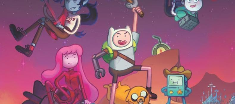Adventure Time Revived As New Miniseries
