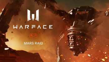Warface Turns One, Goes To Mars
