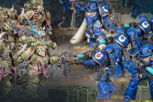 Marvel Launching Warhammer Comic Line In 2020