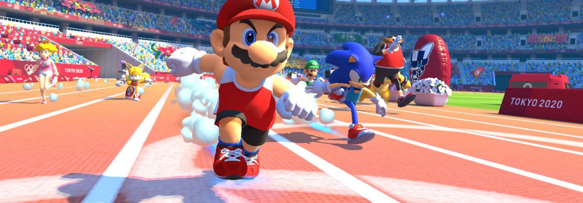 Free Demo Available For Mario & Sonic At The Olympic Games Tokyo 2020