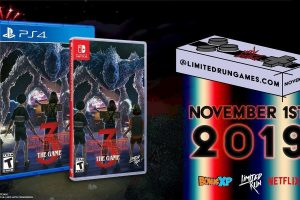Limited Run Suddenly Has Physical Copies Of Stranger Things 3: The Game