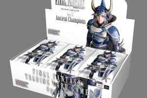 Final Fantasy Trading Card Game Expands With Opus X