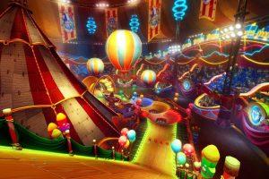 The Neon Circus Grand Prix Starts November 8 In CTR Nitro-Fueled