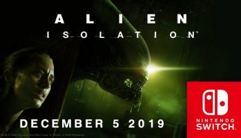 Alien Isolation Comes To Switch December 5