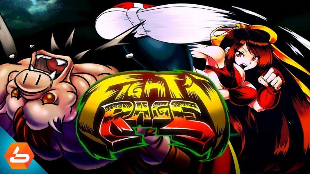 fight'n rage
