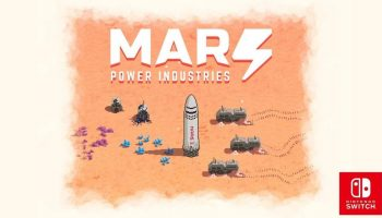 Mars Power Industries Lands On Switch November 15