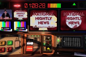 Not For Broadcast: The Newsroom Simulator