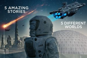 5 Galaxies, Science Fiction Anthology – Movie Review
