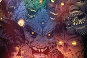 Special Preview From American Gothic Press's Monster World