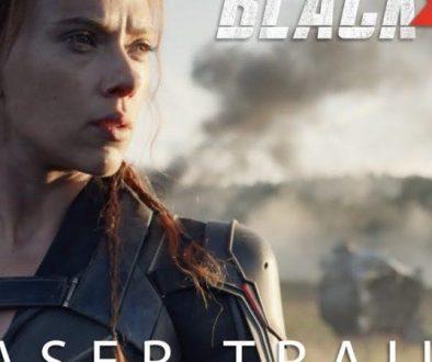 Black Widow Lives In First Teaser Trailer