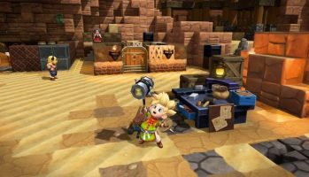 Dragon Quest Builders 2 Has Launched On Steam