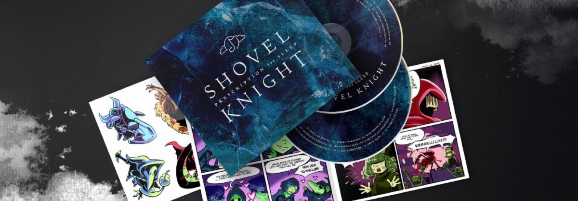 Introducing Shovel Knight's Album Of Jazzy Lullabies