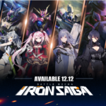 Iron Saga Launches In The US December 12