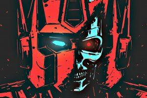 It Had To Happen: Transformers Vs. The Terminator