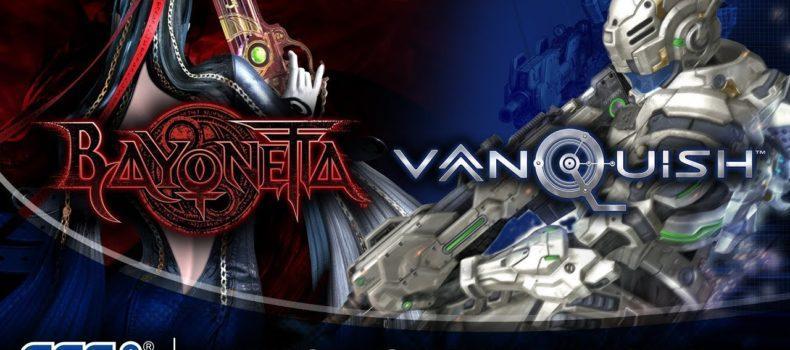 Sega Announces Bayonetta/Vanquish Double Pack