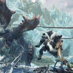 Massive Monster Hunter World: Iceborne Expansion Available Now on PC!