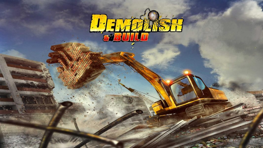 Demolish & Build 01 (press material)