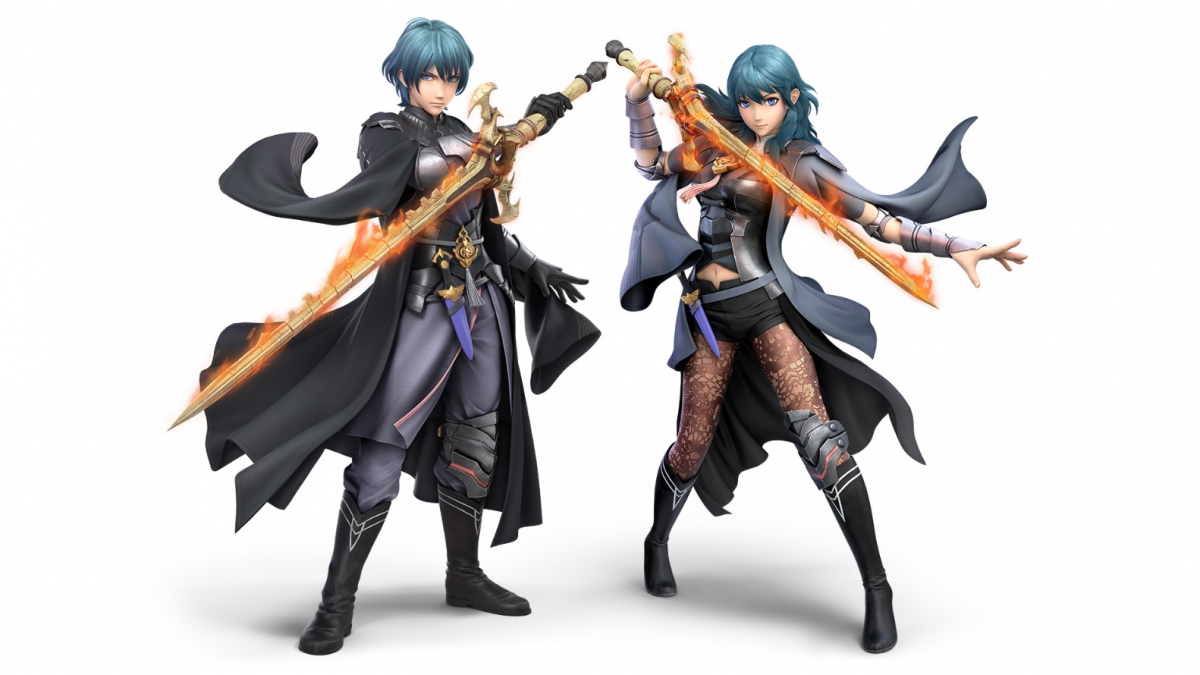 Everything You Need To Know About Smash Bros' Byleth