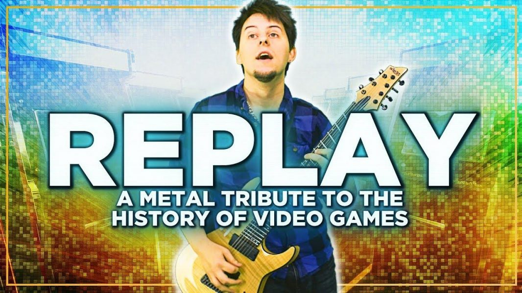 A Heavy Metal Tribute To Gaming History