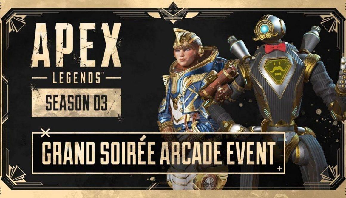 Apex Legends To Host Grand Soirée Arcade Event