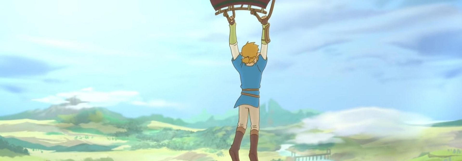 Breath Of The Wild Meets Studio Ghibli In This Amazing Fan Trailer