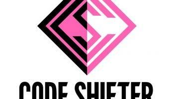 code_shifter_v_logo