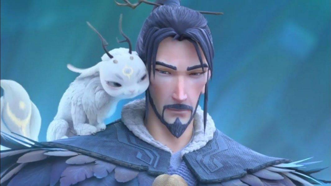 Jiang Ziya Announced For North America