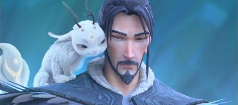 Jiang Ziya Now Has An English Dub Trailer