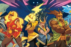 Scarlet Moon Releases Wizard Of Legend: The Complete Soundtrack