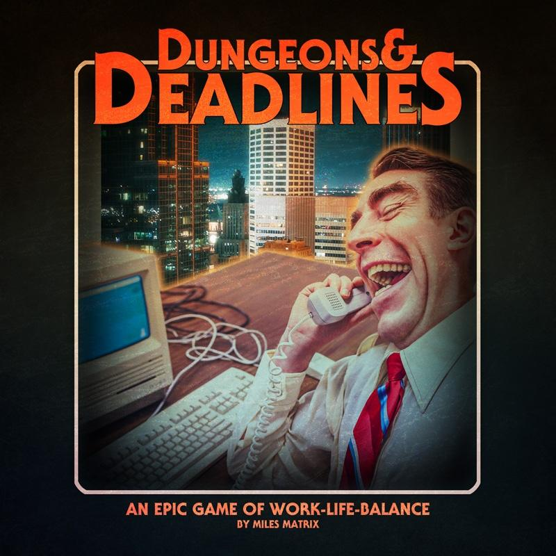 Brave The Worst Dungeon Of All In Dungeons & Deadlines