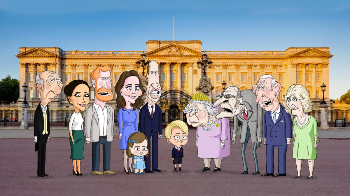 HBO Max Announces Animated Prince George Comedy