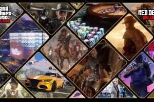GTA Online, Red Dead Online Celebrate Record-Breaking Month