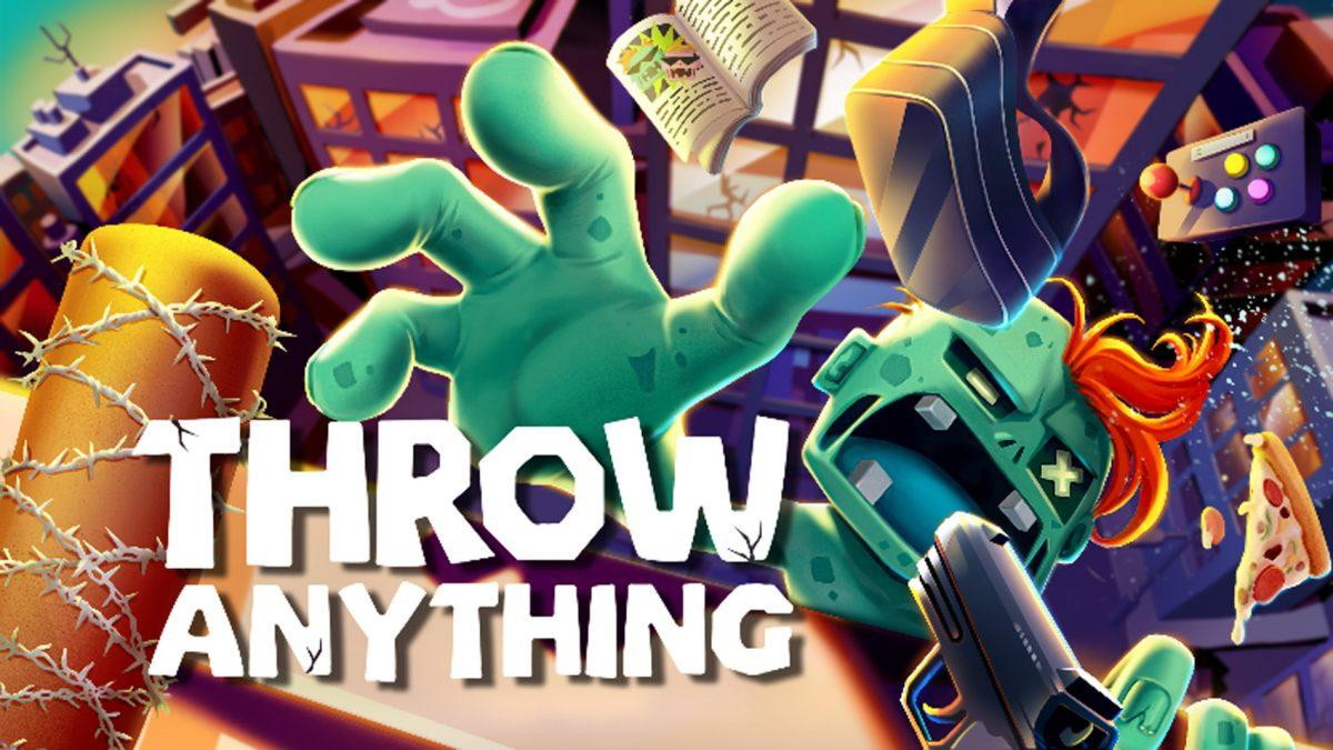 Throw Anything Comes To PSVR
