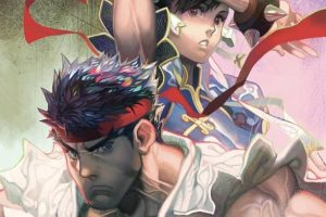 STREET FIGHTER #100 Free Comic Book Day Title Coming from UDON Entertainment!