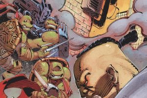Lost TMNT Comic Series To Be Completed Twenty Years Later
