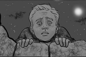 Special Preview From American Gothic Press's Black Sunday