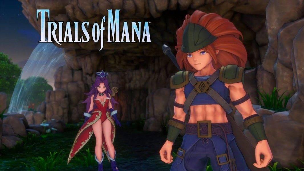 Trials Of Mana: Character Spotlight Trailers