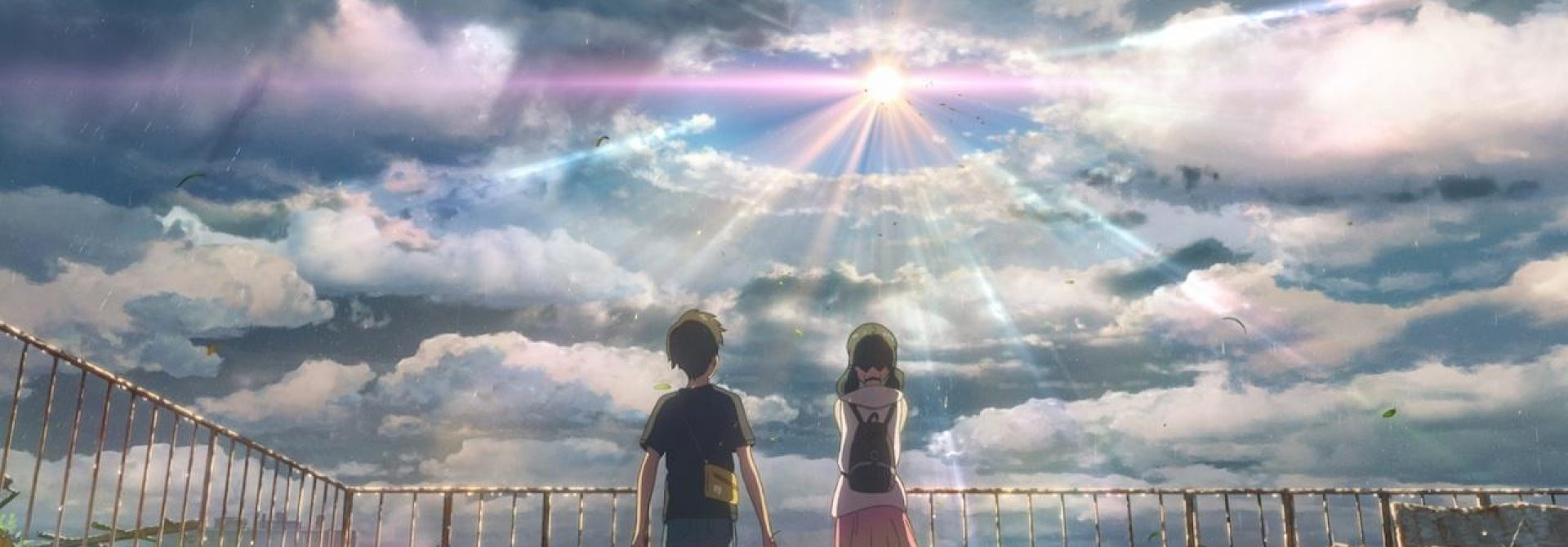 Weathering With You Comes To Digital, Blu-Ray And DVD