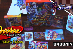 Shantae and the Pirate's Curse Collector's Edition (Limited Run Games)