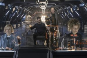 There Are Four Hosts Podcast Episode 6 – Star Trek Picard (The End is the Beginning)