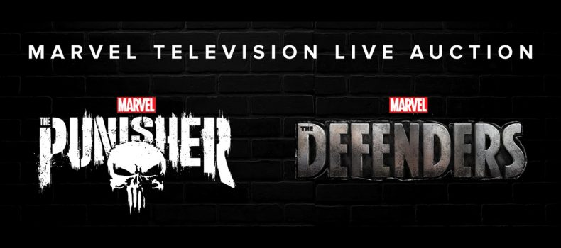 Marvel To Auction Suits, Props And More From Their Netflix Shows