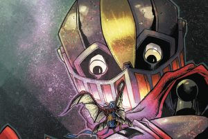 IDW Announces Three New Comics For Spring