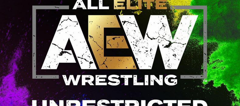 AEW: Unrestricted Podcast Launches Today