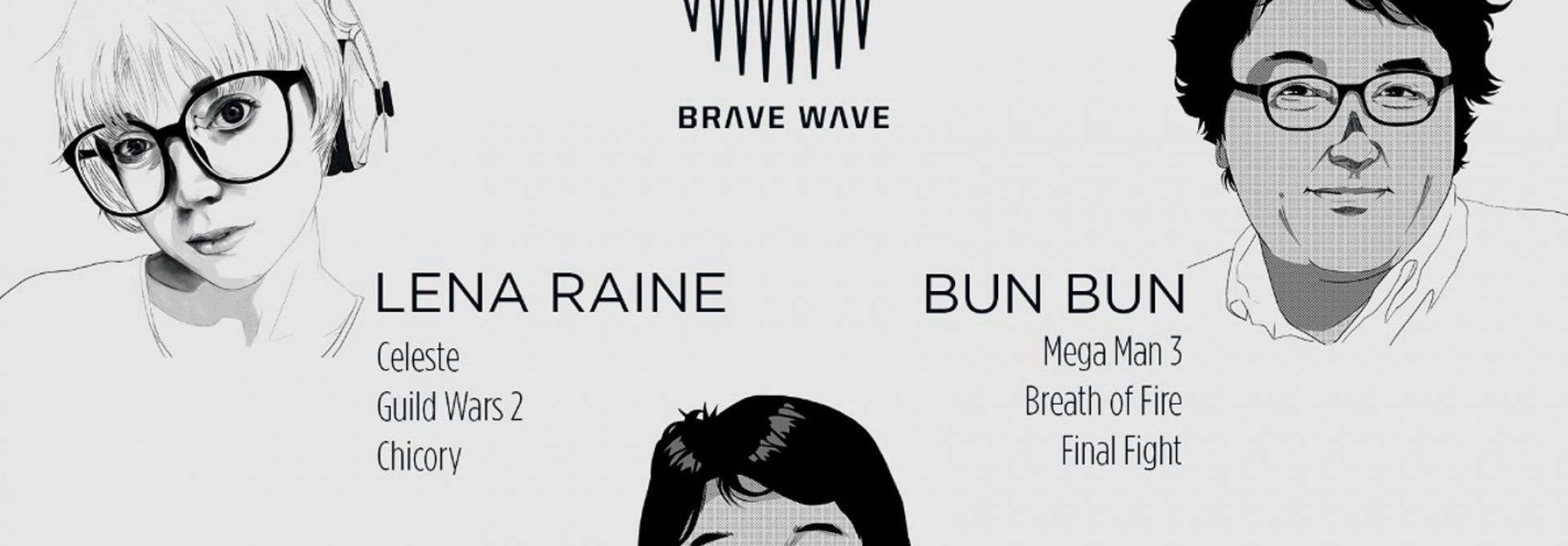 Celeste, Mega Man 3, Sonic Mania Composers Join Brave Wave Music Label