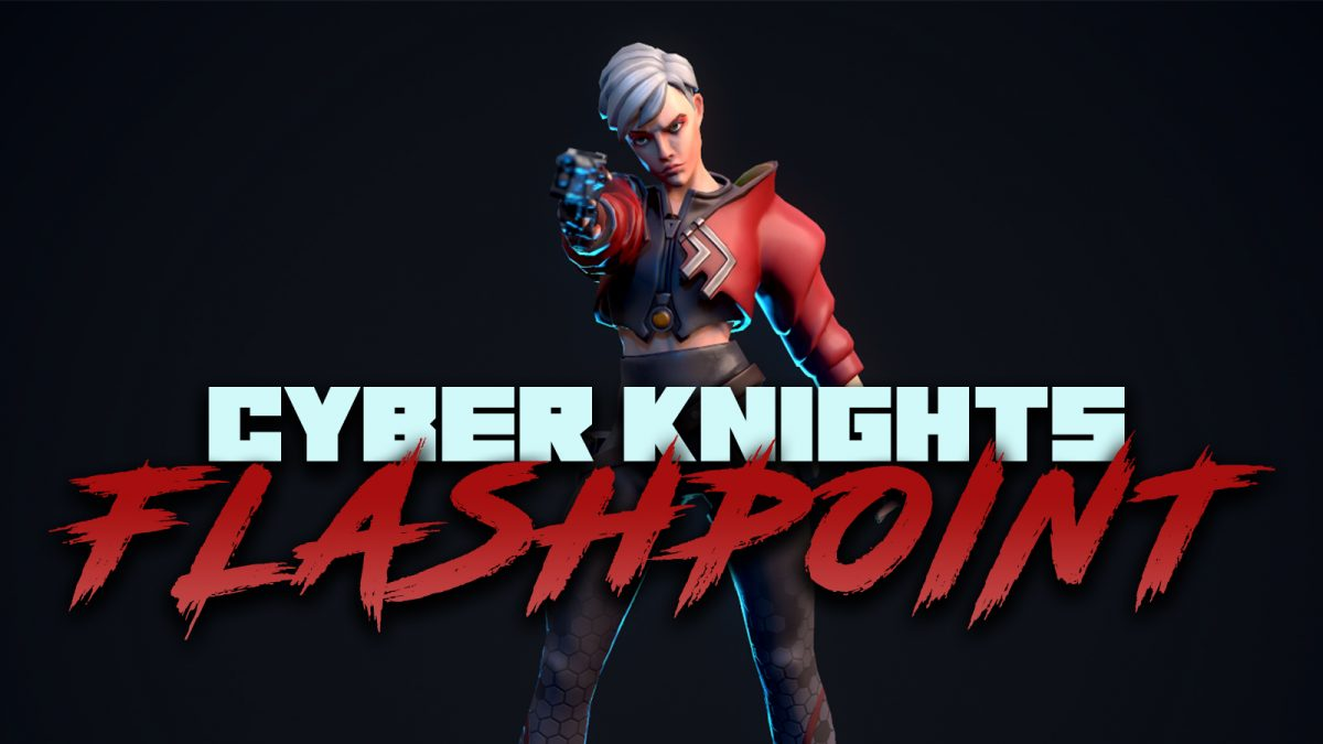 Cyber Knights: Flashpoint Kickstarter Launched