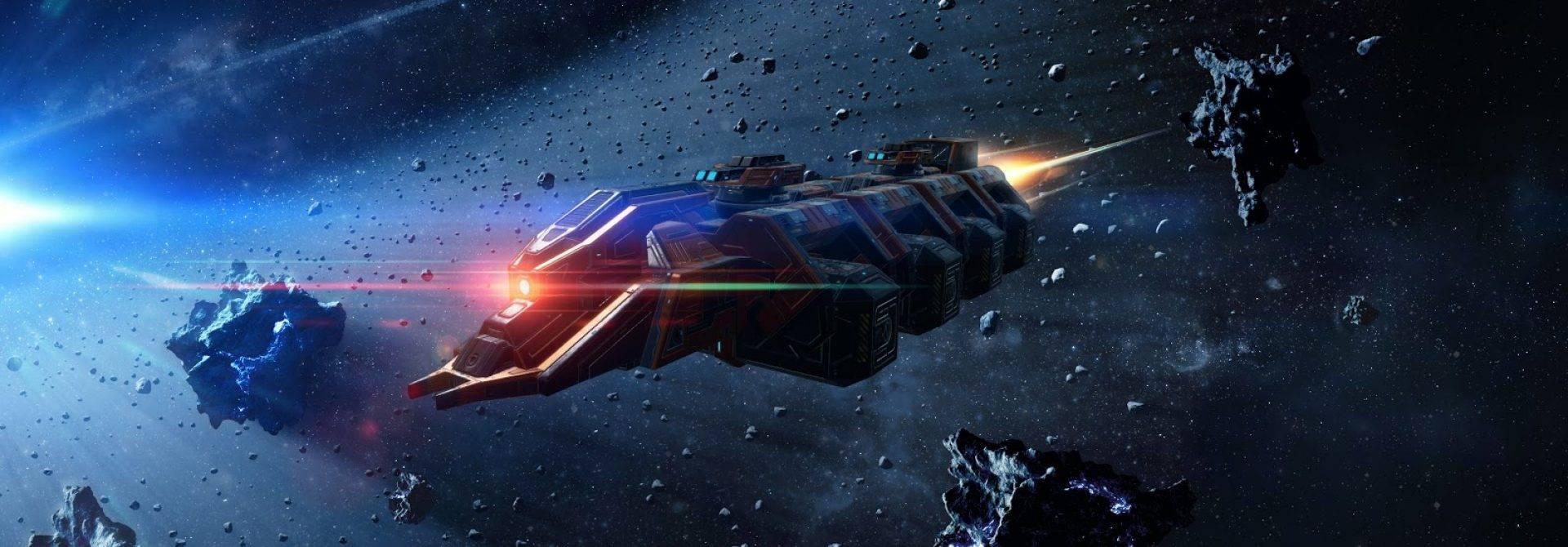 Starport Delta Announced For Steam