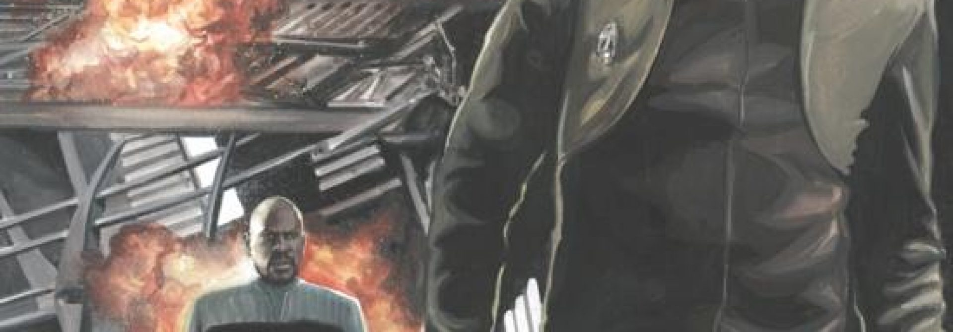 STAR TREK: DEEP SPACE NINE Makes its Long-Awaited Return to Comics