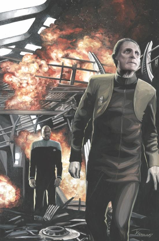 STAR TREK: DEEP SPACE NINE Makes its Long-Awaited Return to Comics