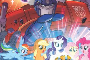 It Was Bound To Happen: The Transformers And My Little Pony Crossover
