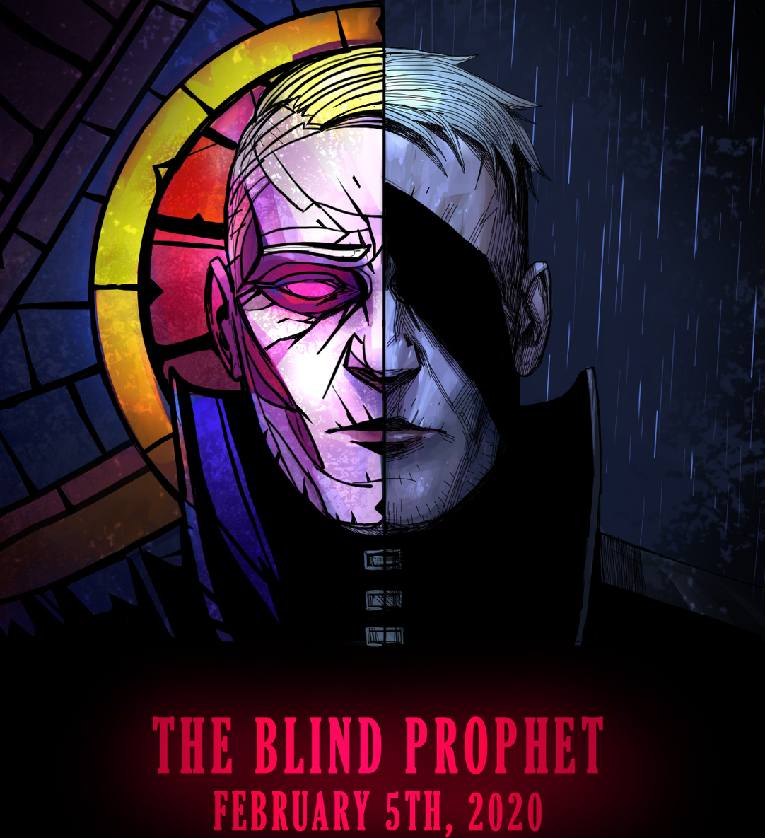 The Blind Prophet – a crowdfunded Point & Click – releases soon